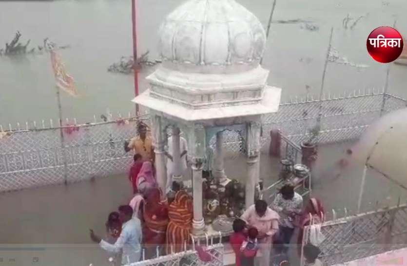 Sawan news:राजस्थान के इस गांव में भोले का अभिषेक करने स्वयं आई  खारी  नदी