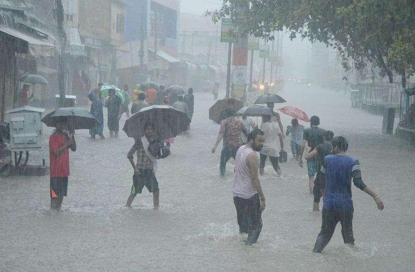 मौसम विभाग का अलर्ट, राजस्थान में अगले तीन दिन इन जिलों में होगी भारी बारिश !