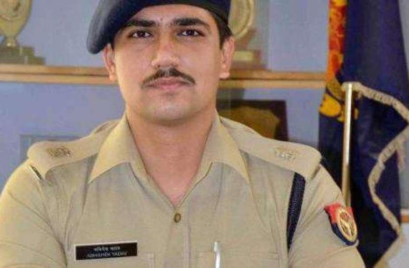दरोगा के हत्यारे को मार गिराने वाले SSP को Independence Day पर मिलेगा मेडल