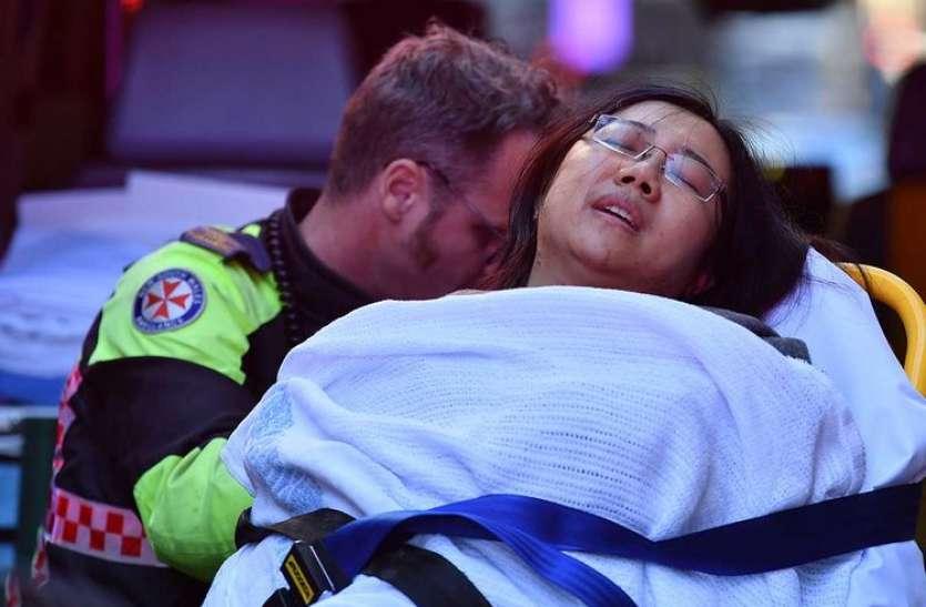 सिडनी: सड़क पर चाकूबाज ने महिला पर अचानक किया हमला, हुआ गिरफ्तार