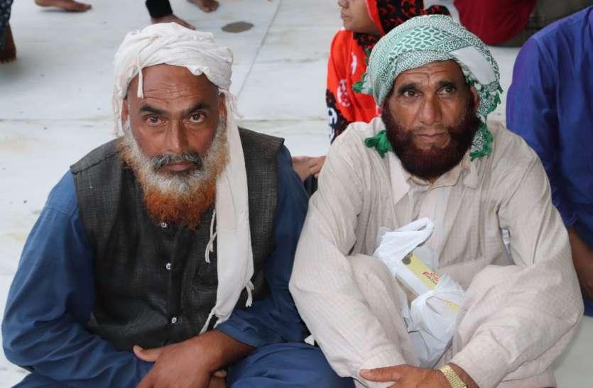 kashmir issue : 'रब जाने जम्मू-कश्मीर में क्या आएंगे बदलाव'