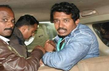 आरपीएफ को पिस्तौल दिखाने के आरोप में दो युवक गिरफ्तार