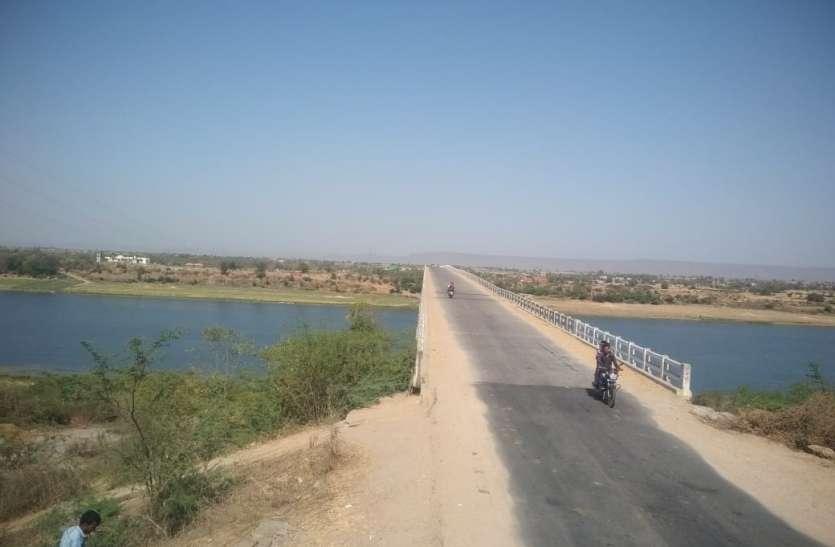 पाली पुल के धंसकने की अफवाह से मचा हड़कंप,पुलिस भी हुई चकरघिन्नी
