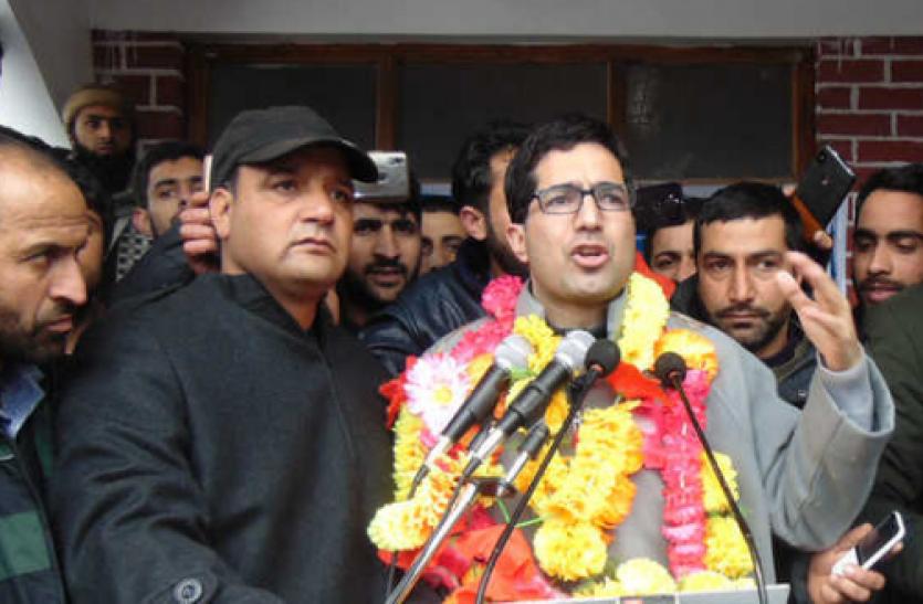 विदेश जा रहे शाह फैसल को दिल्ली एयरपोर्ट पर रोक कर कश्मीर भेजा, घर में रहेंगे नजरबंद