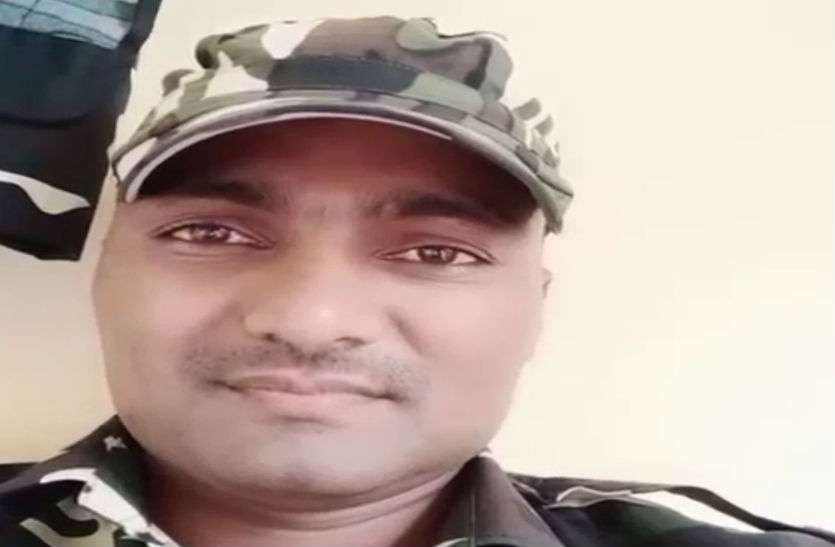 BSF jawan commits suicide