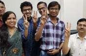 ICAI CA Final Result 2019 : सोशल मीडिया से दूरी और बड़े भाई से मिली प्रेरणा ने बनाया ऑल इंडिया टॉपर