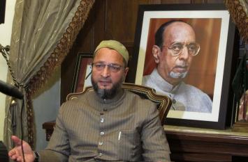 आर्टिकल 370 पर ओवैसी का बयान- मोदी सरकार को कश्मीर की धरती से प्यार, कश्मीरियों से नहीं