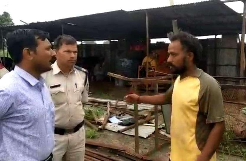 VIDEO : गाडिय़ों से मवेशियों को लूटने वाली मामा-भांजा गैंग पकड़ाई, आठ लाख का माल बरामद