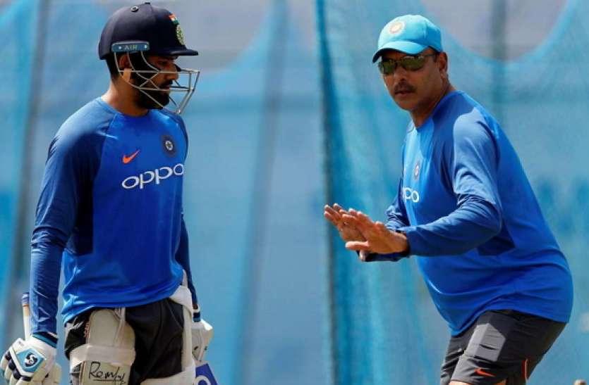 BCCI ने जिन 6 नामों को किया है शॉर्टलिस्ट उनमें से रवि शास्त्री ने खेले हैं सबसे ज्यादा मैच
