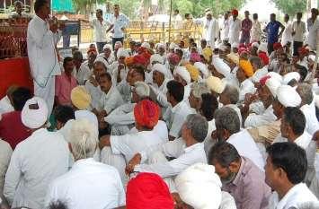 जालोर में595 करोड़ का मुआवजा बकाया, लटका रही बीमा कंपनियां