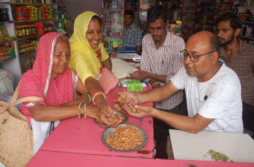 भारत-पाक संबंधों में खटास का असर छुआरे पर