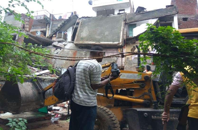 जयपुर में तीन दिन से तनाव , एेसा क्या हुआ कि सब हाे गए एक
