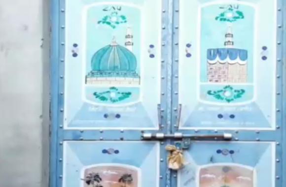 VIDEO: पश्चिमी यूपी के कुख्यात पर प्रशासन ने की बड़ी कार्रवाई