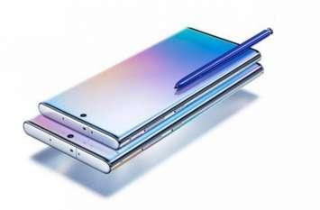 Samsung Galaxy Note 10 सीरीज भारत में 20 अगस्त को होगा लॉन्च, जानें कीमत और फीचर्स