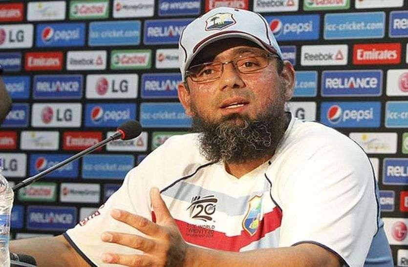 Saqlain Apply For Under 19 Coach Of Pakistan Cricket Team ...
