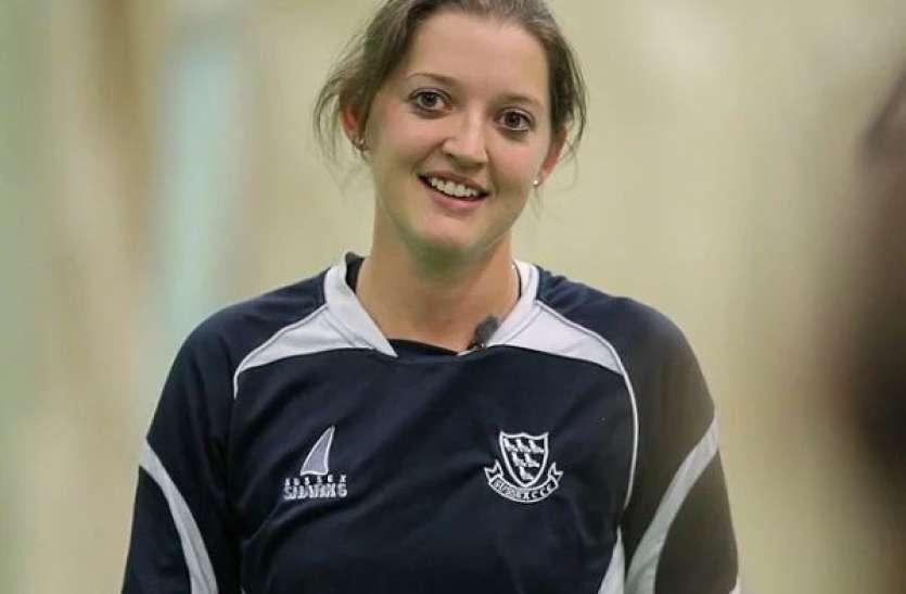 इंग्लैंड की इस खूबसूरत महिला क्रिकेटर ने शेयर की बिना कपड़ों की फोटो, वजह जान होगा गर्व