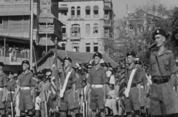 इस ब्रिटिश सैन्य टुकड़ी ने सबसे बाद में छोड़ा था भारत, देखें Video
