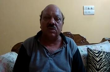 VIDEO: रिटायर्ड अफसर की गुहार, 'मदद करो या पूरी करो इच्छा मृत्यु की मांग'