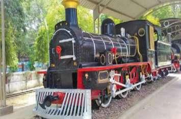 Ajmer Locomative Workshop- आज 'छुक-छुक' करेगा 150 वर्ष पूर्व बना भाप का इंजन