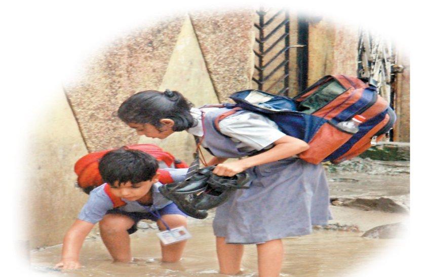 दो माह से इस सुविधा को तरस रहे सरकारी स्कूलों के बच्चे