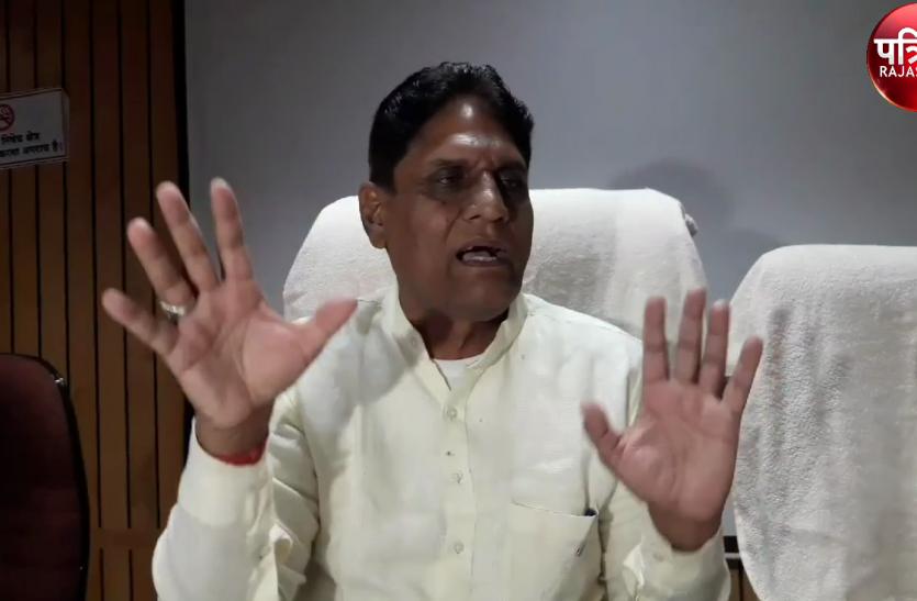 जिला प्रमुख जयपुर को नहीं मिला रहा हाथ का साथ