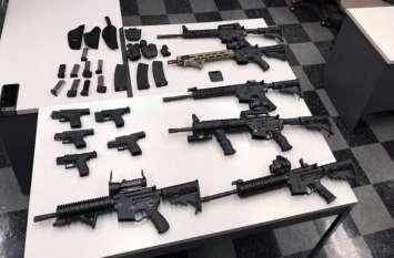 मेक्सिको: बीते एक दशक में अवैध हथियारों की ब्रिकी बढ़ी, सरकार सतर्क