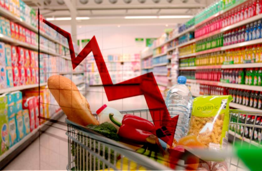 25 महीने के न्यूनतम स्तर पर थोक महंगाई दर, जुलाई माह में 1.08 फीसदी रही