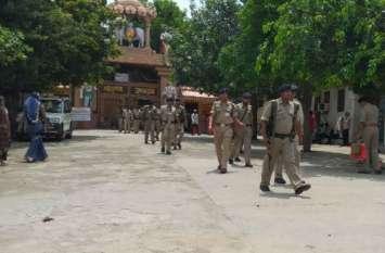Independence Day 2019 स्वतंत्रता दिवस पर सुरक्षा घेरा और कड़ा, छावनी में तब्दील हुए मंदिर