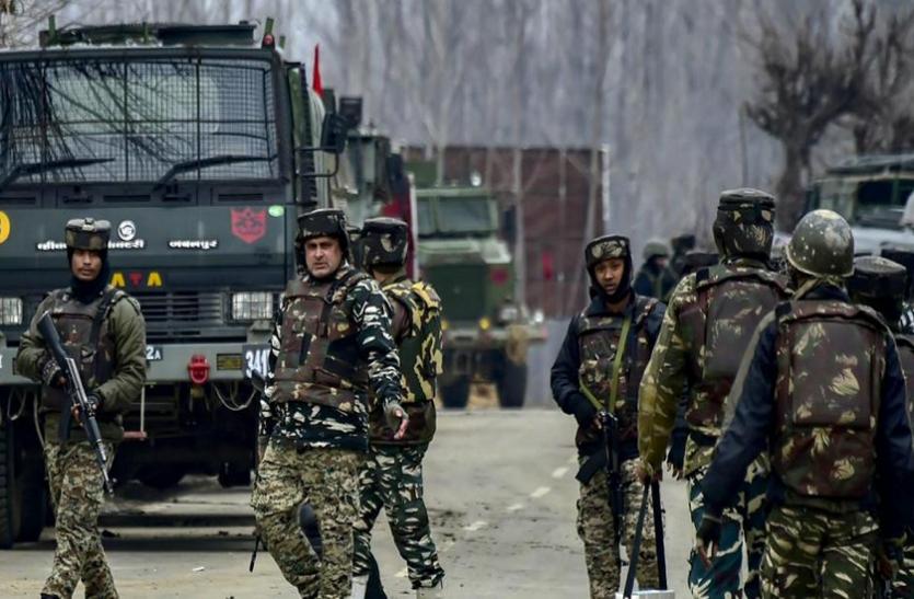 पाकिस्तान ने राजौरी और उरी में तोड़ा सीजफायर, जवाबी कार्रवाई में पाक के तीन सैनिक ढेर