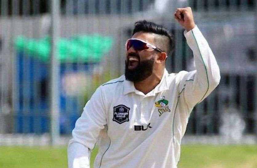 SL Vs NZ : एजाज की फिरकी में श्रीलंका उलझा, दूसरे दिन न्यूजीलैंड ने की दमदार वापसी