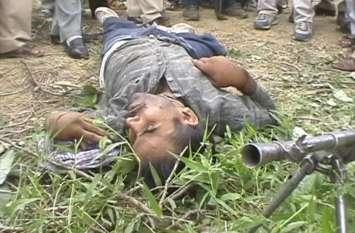 रक्षाबंधन को ही मुठभेड में प्रेमिका के साथ 2006 में मारा गया था चंबल का खूंखार डाकू सलीम गूर्जर