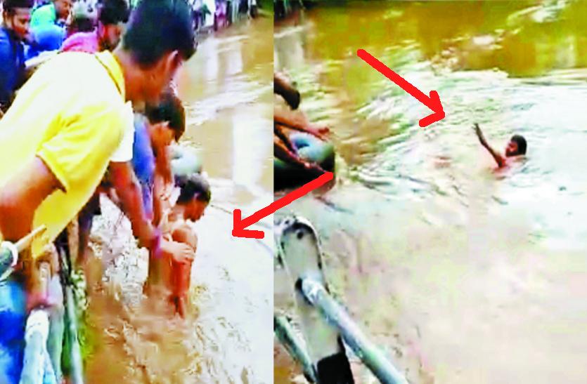 Heavy rain alert : 36 जिलों में भारी बारिश का अलर्ट, बाढ़ में बहे 5 की मौत
