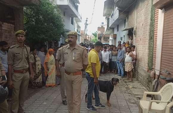 पति ने की पत्नी की हत्या, पुलिस अधीक्षक ने बताया...