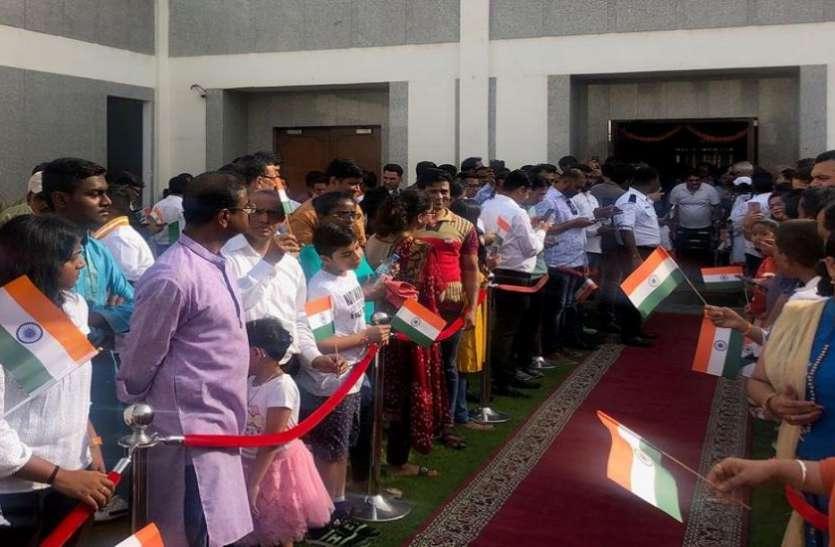 UAE में स्वतंत्रता दिवस की धूम, प्रवासी भारतीयों ने हर्ष के साथ मनाया आजादी का जश्न