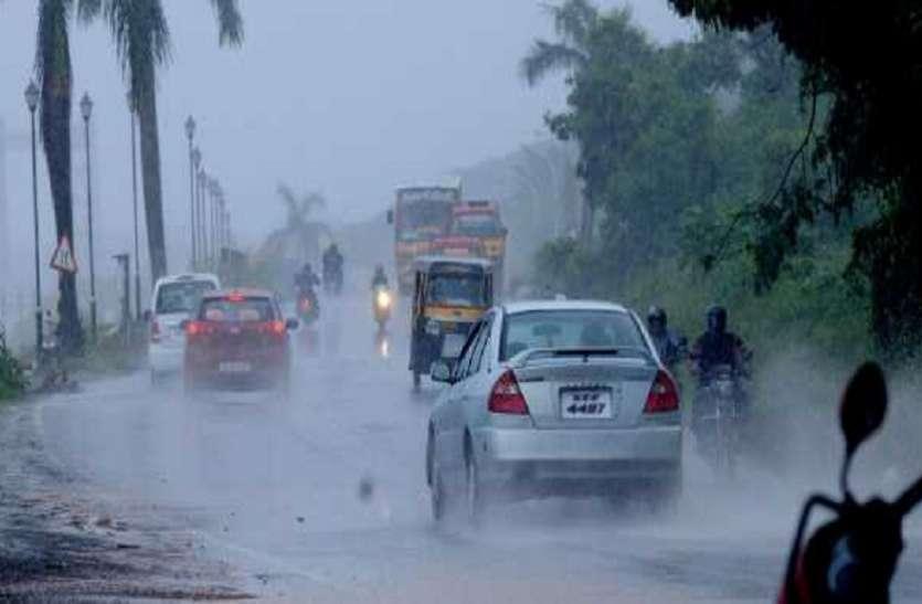मौसम विभाग का अलर्टः देश के 12 राज्यों में इस हफ्ते भारी बारिश के आसार
