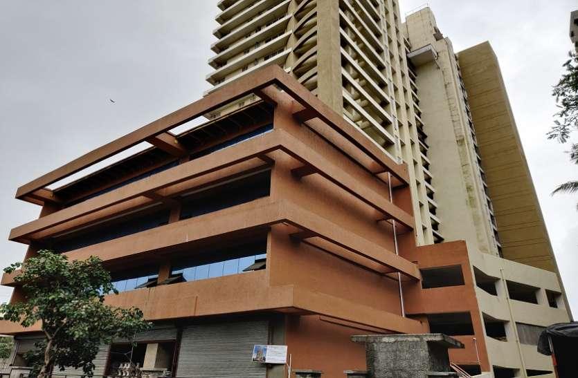 बिल्डर धड़ल्ले से कर रहा अवैध निर्माण कार्य, करोड़ों में बेचे जा रहे फ्लैट