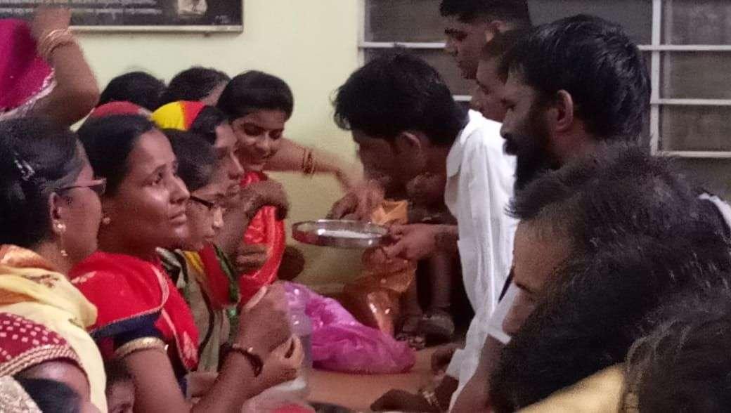 raksha bandhan festival celebration in bikaner