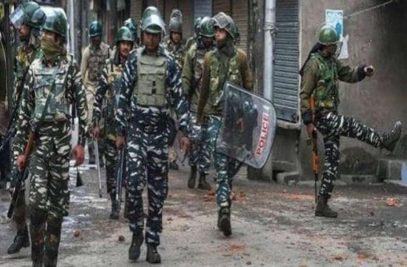 नेट बंदी की मियाद 24 घंटे और बढ़ाई, इलाके में शांति के लिए पुलिस-आरएसी का फ्लैग मार्च, 75 गिरफ्तार