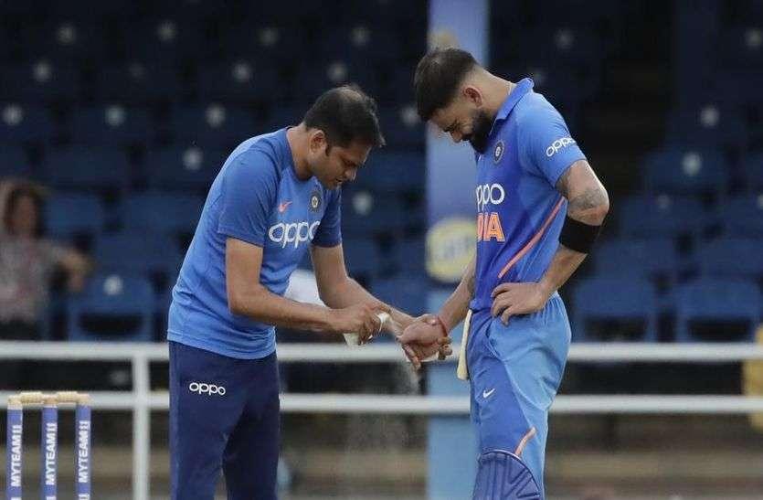 विराट कोहली ने कहा- चोट गंभीर नहीं, पहले टेस्ट तक हो जाएंगे फिट