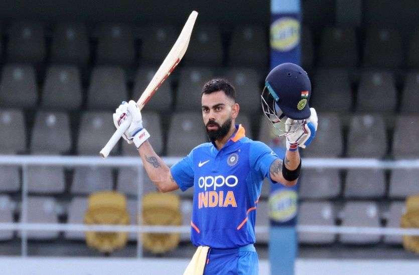 IND Vs WI : जीत के साथ टीम इंडिया ने मनाया आजादी का जश्न, कोहली के शतक की मदद से विंडीज को दी मात