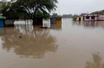 बड़ी खबर : नदी में बहे एक युवक की मौत, भारी बारिश से MP के 36 जिलों में अलर्ट!