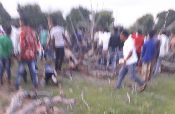 सीधी में पीपल का पेड़ गिरने से 5 बच्चों की मौत, 12 घायल, कजलियां पर्व मनाते समय हुआ हादसा