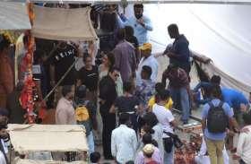 जयपुर में फिल्माए गए 'दबंग 3' के अहम सीन, सोनाक्षी और भाईजान आए नजर, देखें वीडियो