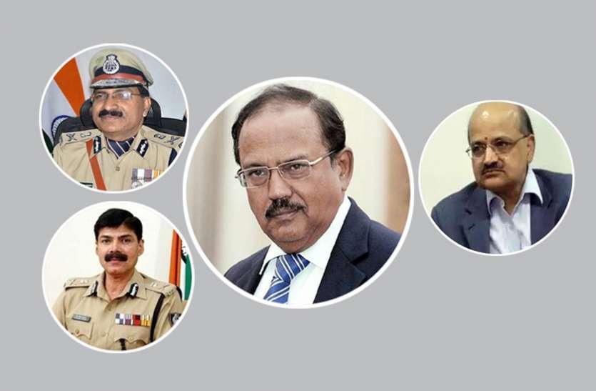 डोभाल की 'त्रिमूर्ति' जिसने मोदी सरकार के 'मिशन कश्मीर' को बनाया सफल
