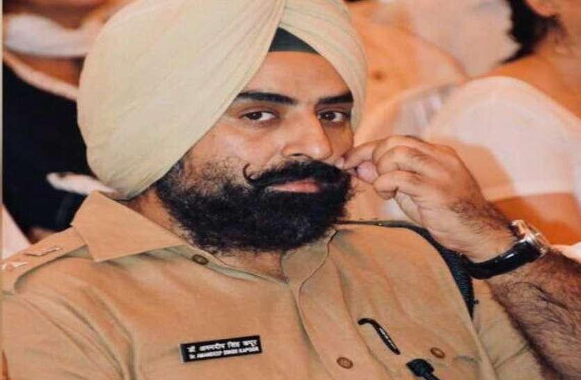 बड़ी खबर : अमनदीप सिंह होंगे भिवाड़ी के पहले एसपी, अब दो पुलिस अधीक्षक संभालेंगे जिले की कमान