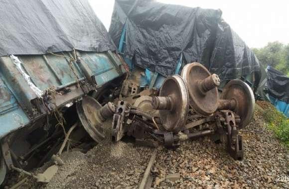 राजस्थान में रेल हादसा: फुलेरा से रेवाड़ी जा रही ट्रेन के 8 डिब्बे पटरी से उतरे, मौके पर पहुंचा प्रशासन