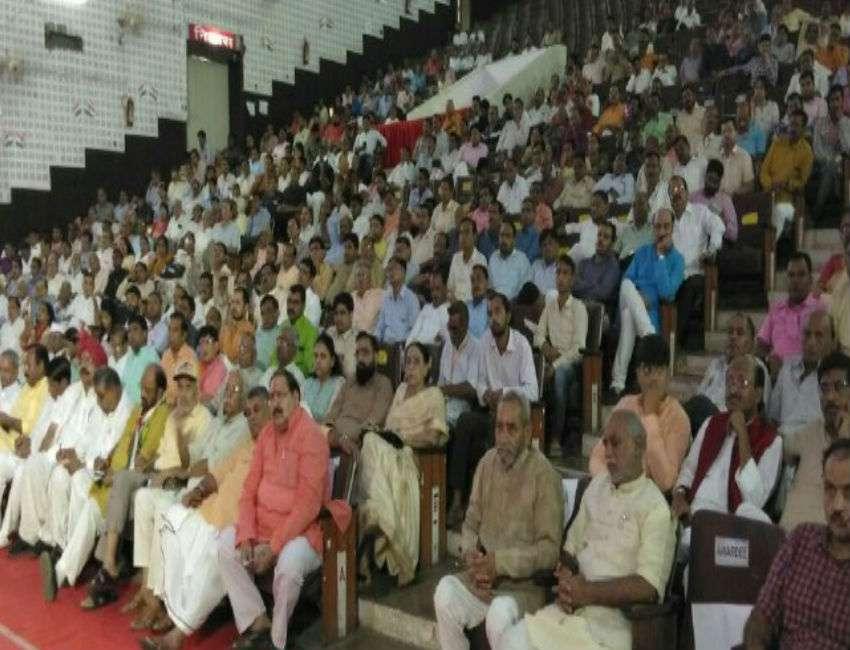 RSS leader dr krishn gopal
