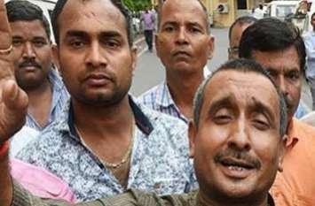 कुलदीप सिंह सेंगर के साथ अपनी फोटो लगा विवादों में फंस गए नगर पंचायत अध्यक्ष