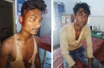 मीना बाजार में युवती ने 3 युवकों पर चाकू से किया हमला, एक की हालत गंभीर, ये बात आ रही सामने