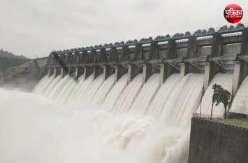 rain in banswara : भूंगड़ा में 5, जगपुरा-घाटोल में 4-4 इंच बारिश, पानी की आवक बनी रहने से माही बांध के खुले हैं 16 गेट